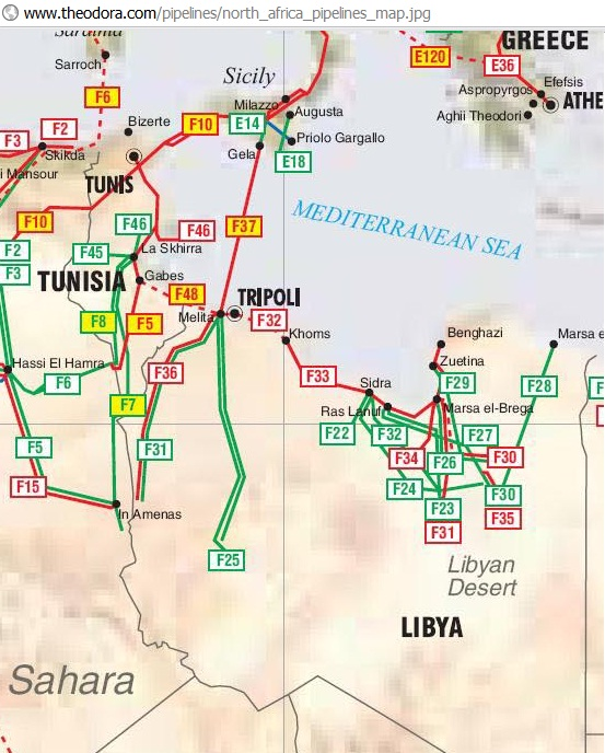 Quick primer on Libyan oil