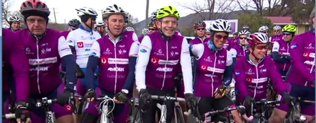 Fig 1: Australian Prime Minister Tony Abbott (centre, yellow helmet) likes biking There are only a few Prime Ministers in this world who are pro-actively biking. Tony Abbott is one...