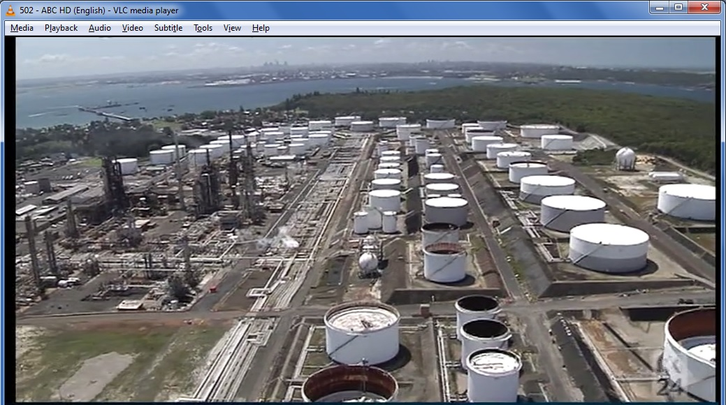 Sydney S Caltex Refinery Closed As Chevron S Crude Production And Sales Continue To Decline