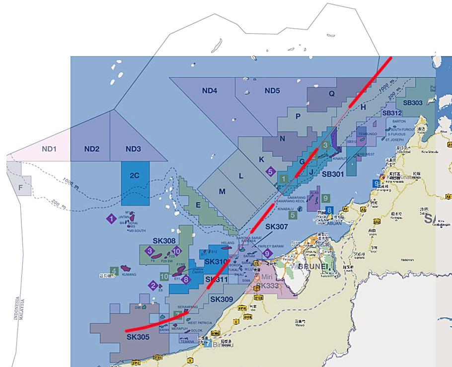 East-Malaysia-off-shore-blocks_9dash-line