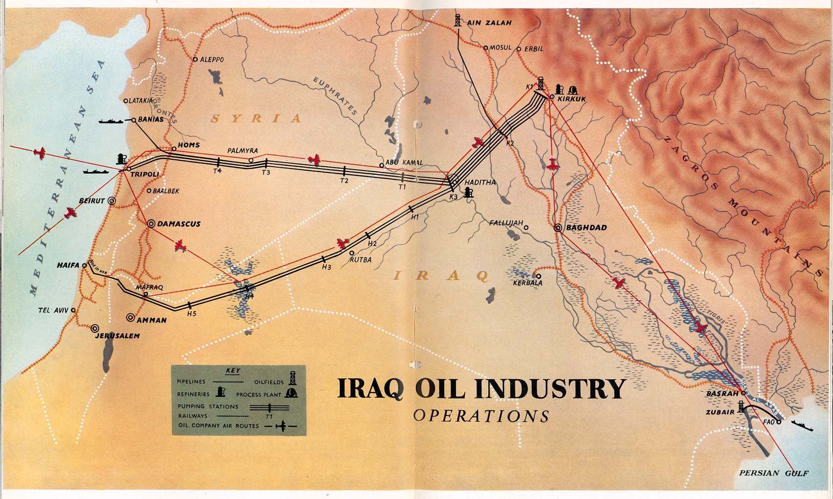 iraq_oil_industry_1953