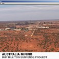 BHP mothballs Olympic Dam expansion BHP's decision to change its strategy on its Olympic Dam expansion came as the company announced a 35 per cent slide in net profit http://www.smh.com.au/business/mining-and-resources/bhp-mothballs-olympic-dam-expansion-20120822-24m4i.html […]