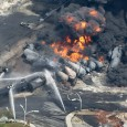 The derailment and explosion of a shale oil train in Canada highlights desperate attempts by refineries along the US/Canada East coast to offset the conventional oil peak of Atlantic basin […]